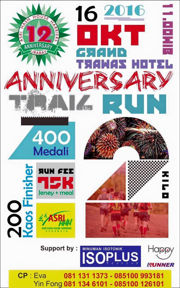 Anniversary Trail Run