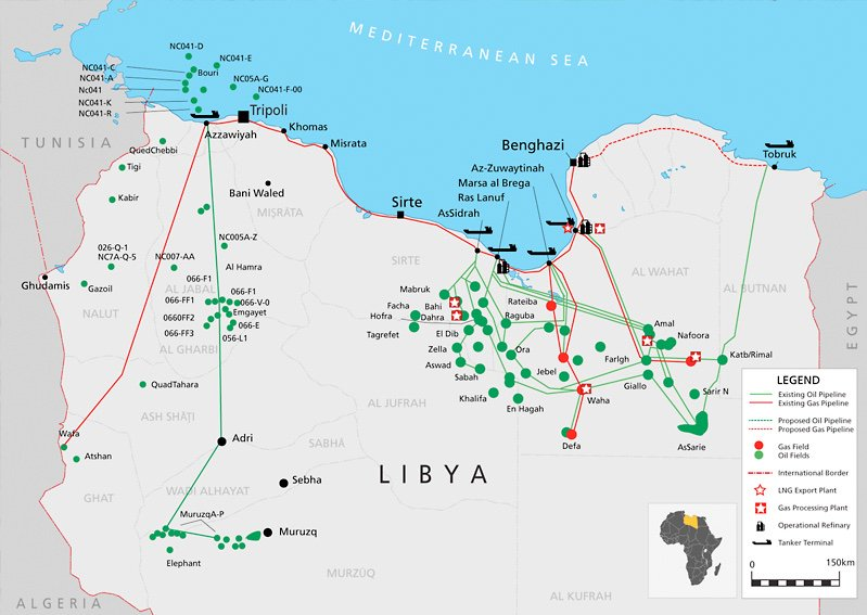 Libyan oil a bittersweet return foreign policy blogs libyan oil a bittersweet return gumiabroncs Images
