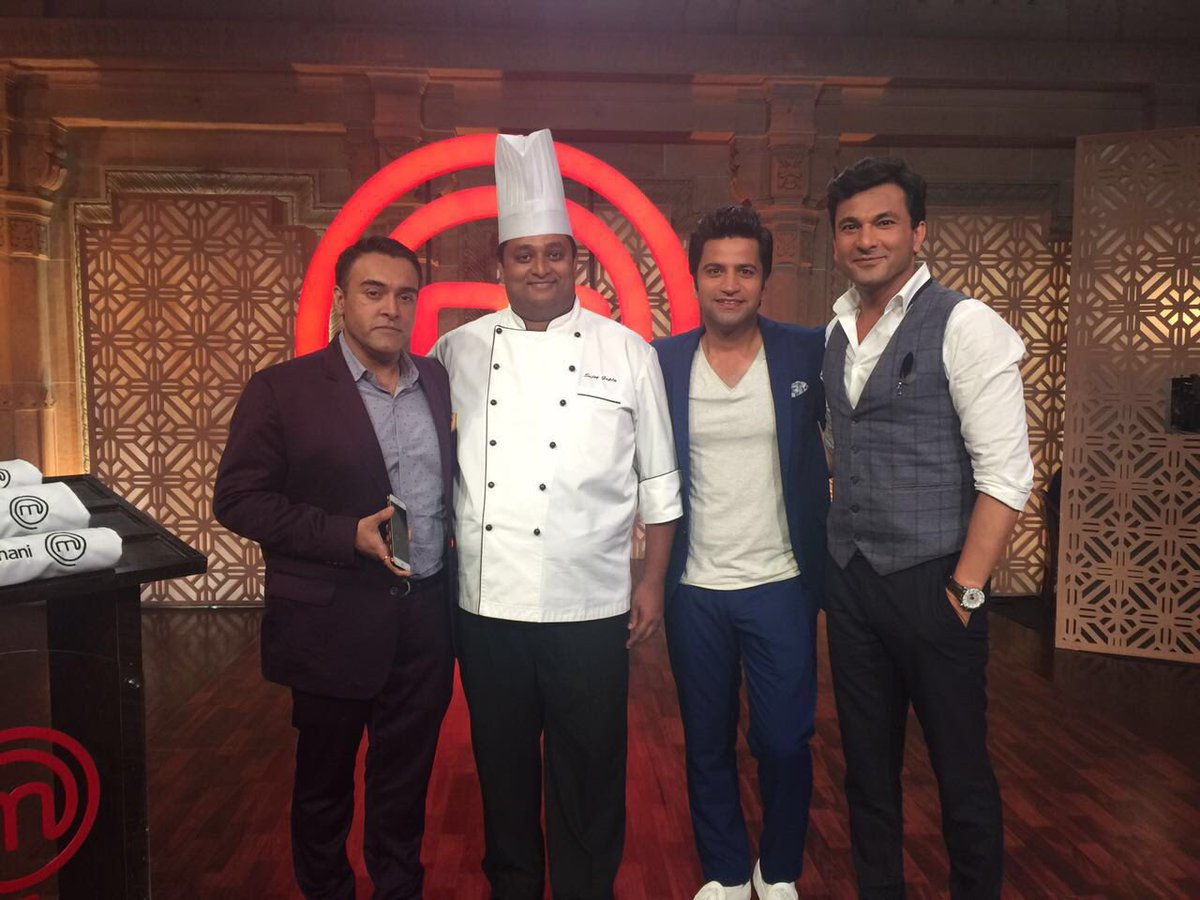 The Exciting MasterChef India begins from 1st October (mobile.twitter.com)
