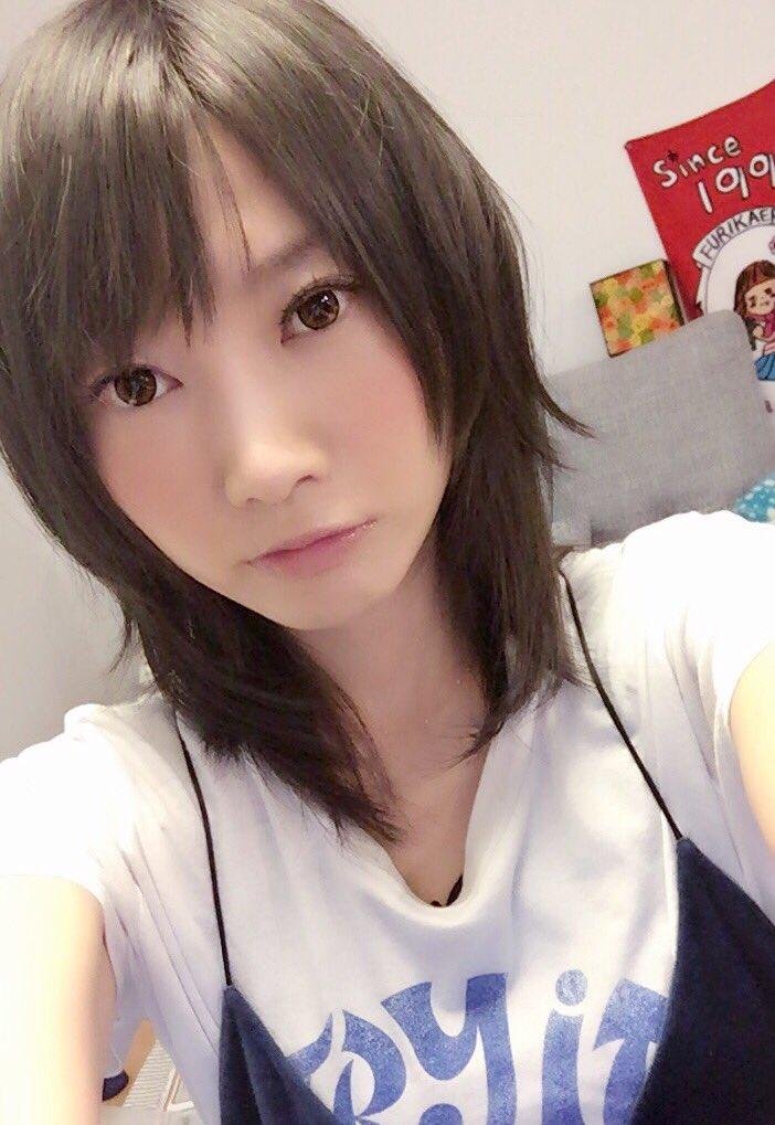 """木下ゆうか Yuka Kinoshita On Twitter: """"昨日髪暗くしたんだよー!😊…"""