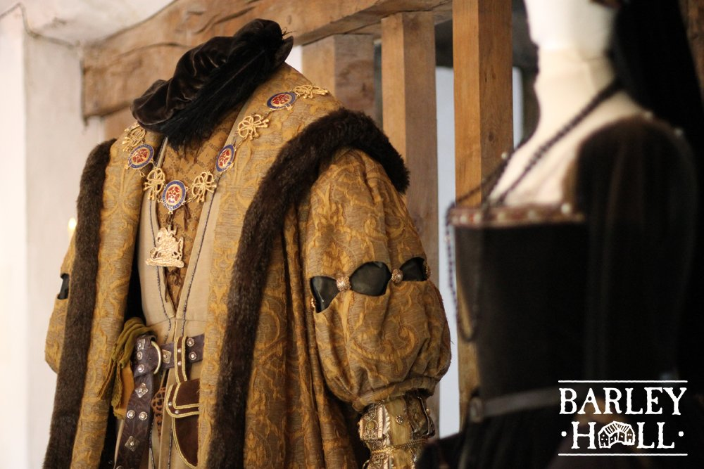 BBC Wolf Hall Costumes