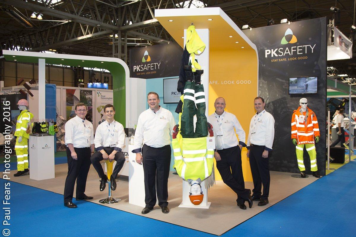 PK Safety at RWM16