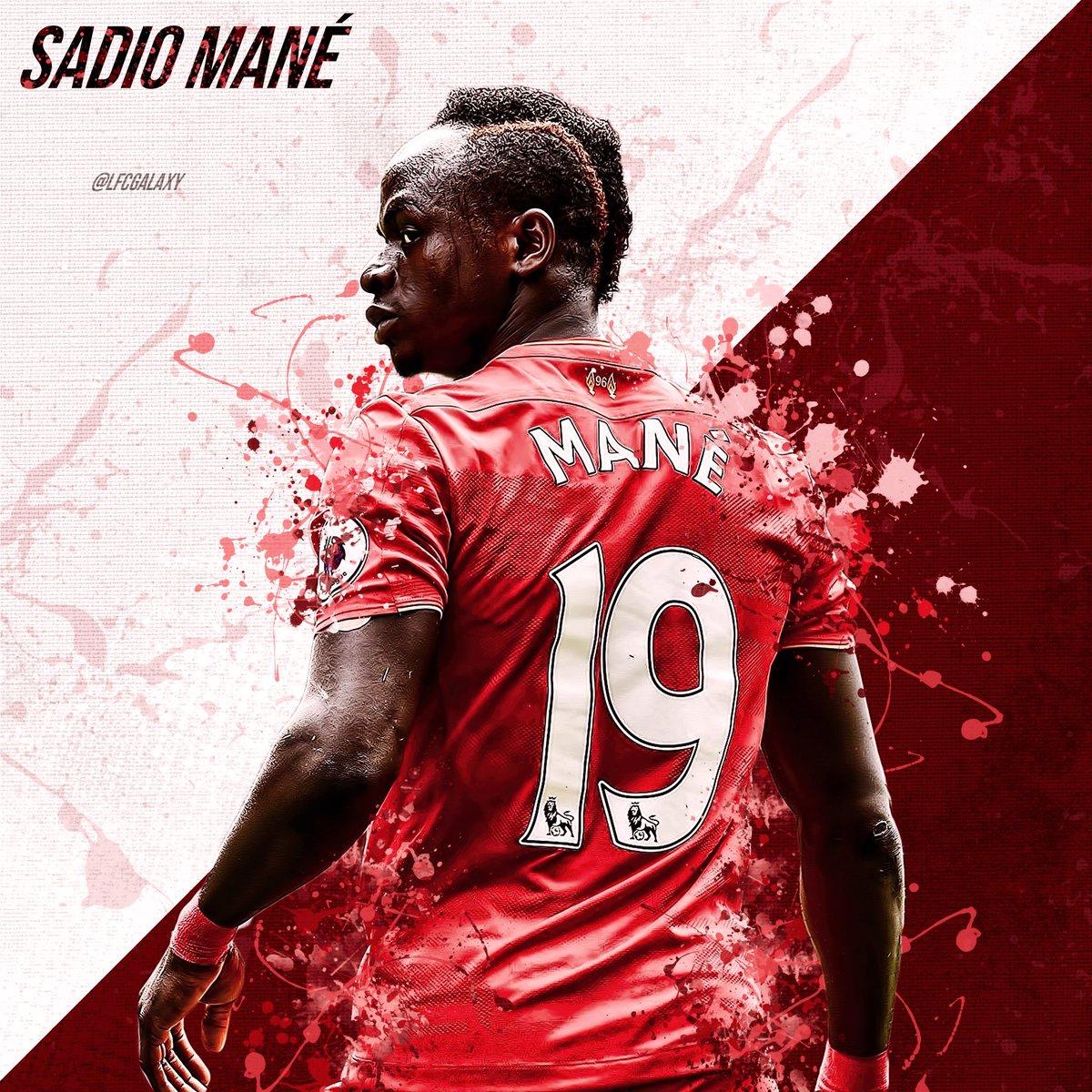 "LFC Galaxy On Twitter: ""Sadio Mané 🔴 + Phone Wallpaper…"
