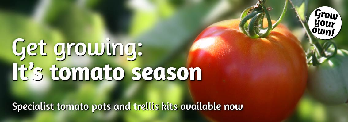 If growing your own tomatoes this year, @HomeLeisureAU is here to help! https://t.co/1h1IpI21VH #Gardening #DIY