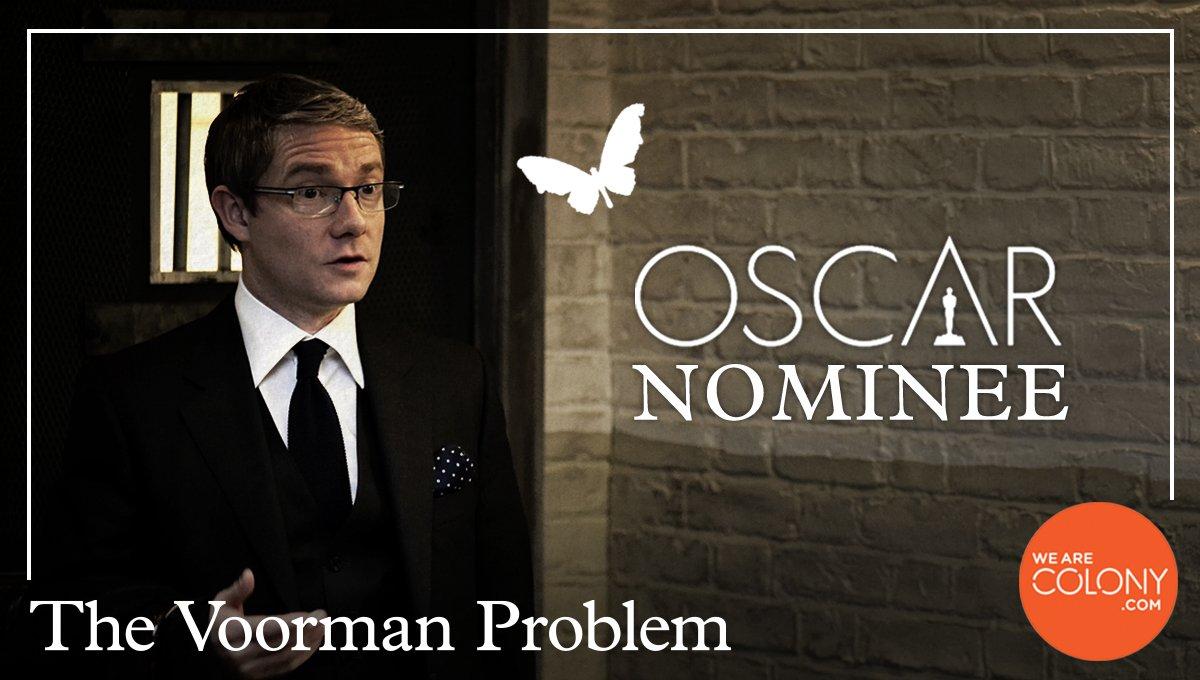 Delve into award-winning #shortfilm The Voorman Problem starring #Sherlock's #MartinFreeman