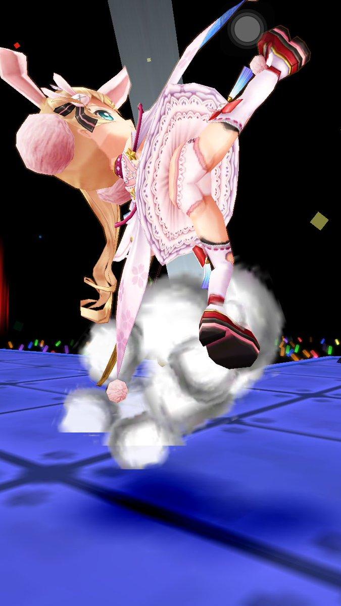 【白猫】探偵キャラの気になるパンツ性能!ツキミがぶっ壊れ!?スカートの中覗いてみた結果wwwww【プロジェクト】