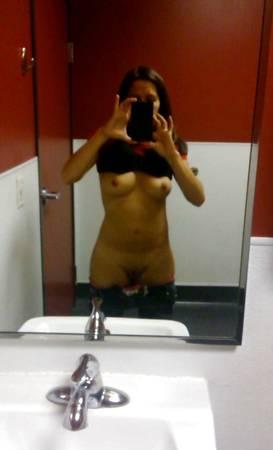 Nude Selfie 8495