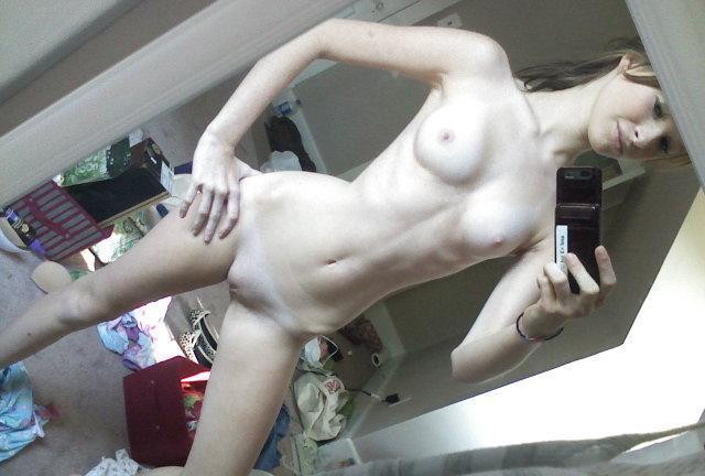 Nude Selfie 8538