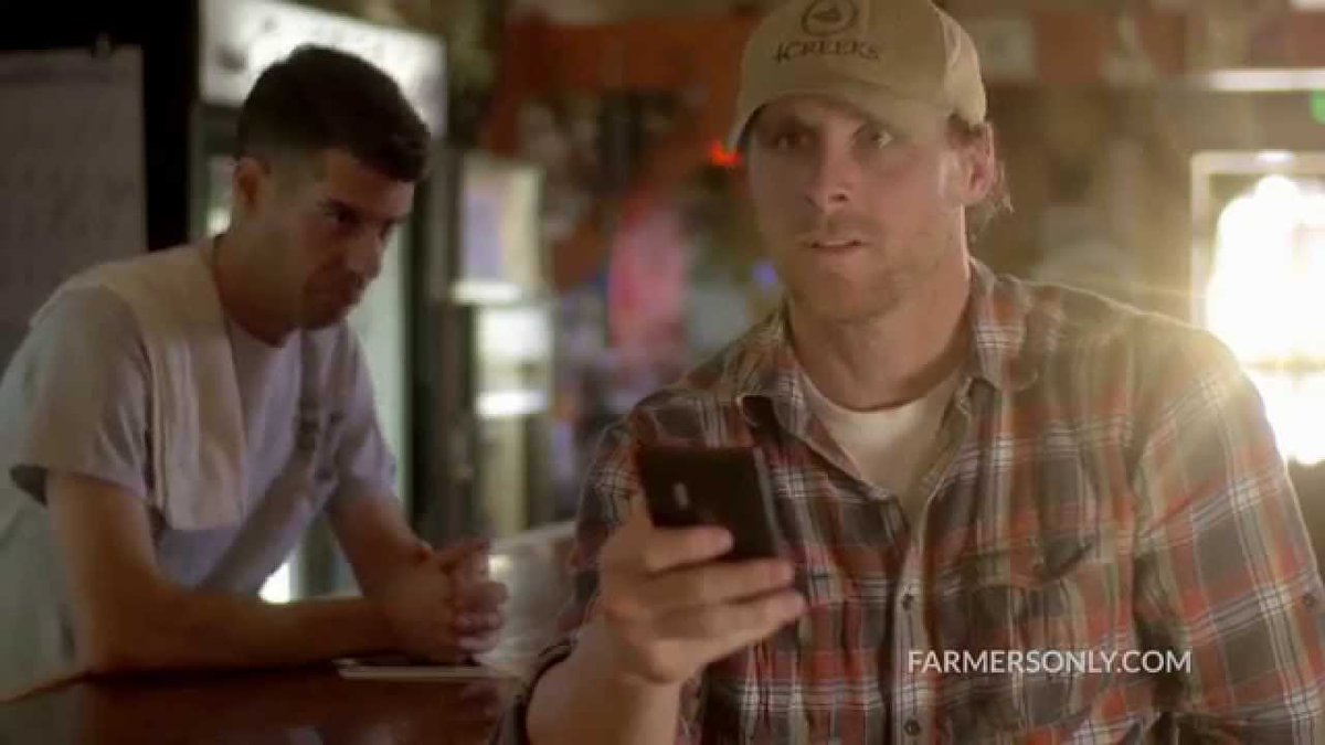 farmers only commercial funny