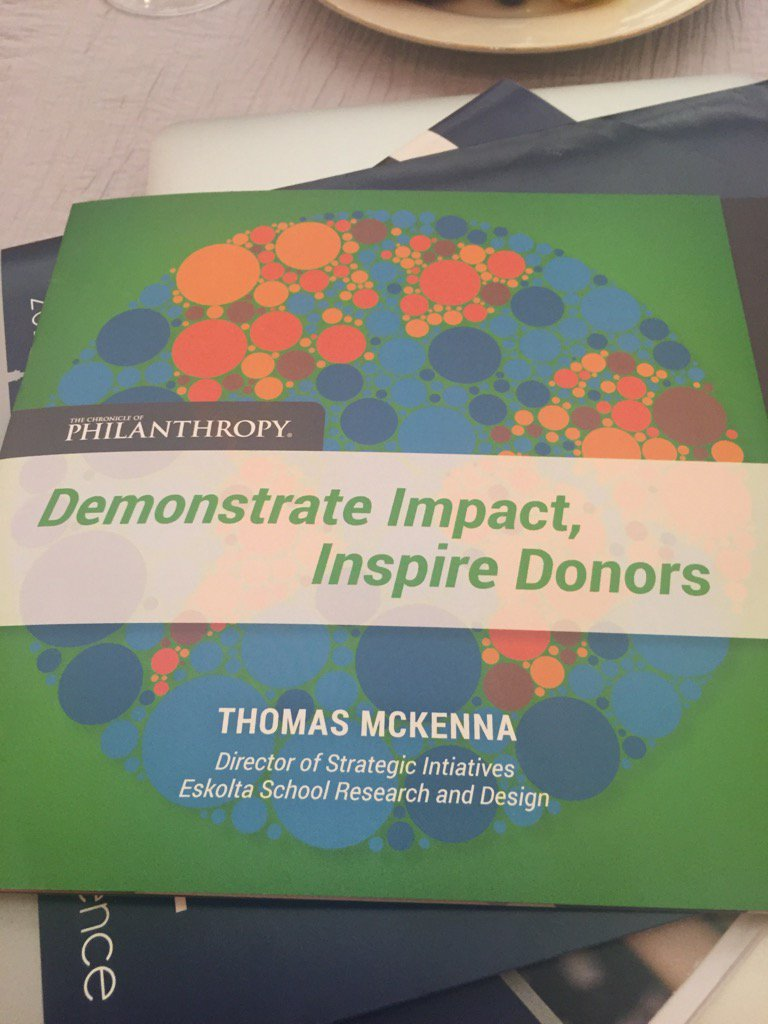 Philanthropy Next: Demonstrate Impact, Inspire Donors photos