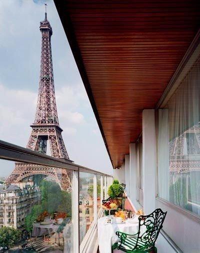 Квартира в париже с видом на эйфелеву башню купить