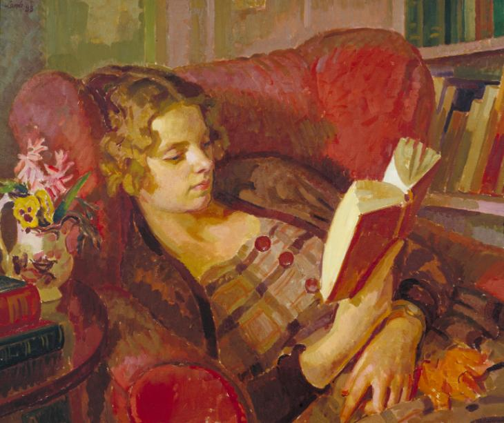 #TateWeather predicts rain clouds this weekend. We suggest staying in with a good book! https://t.co/UR7ZqKlSnW