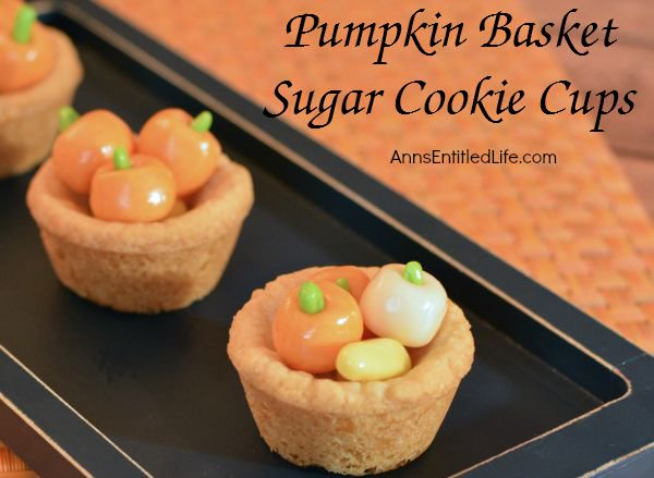 Pumpkin Basket Sugar Cookie Cups https://t.co/SiDoiVe99W  #recipes #RecipeOfTheDay https://t.co/n9LrwHajNx