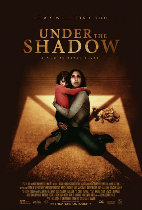 Under the Shadow (2016)