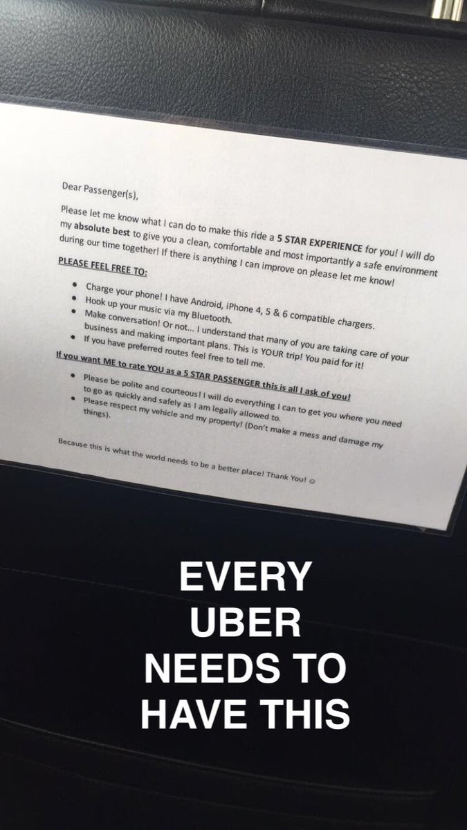 Do uber drivers hook up with passengers
