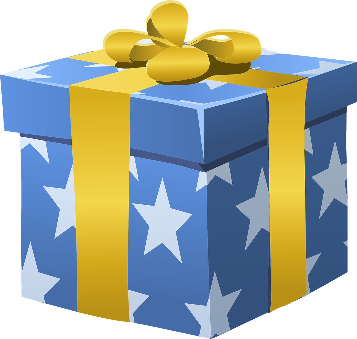 Коробка подарок картинки для детей