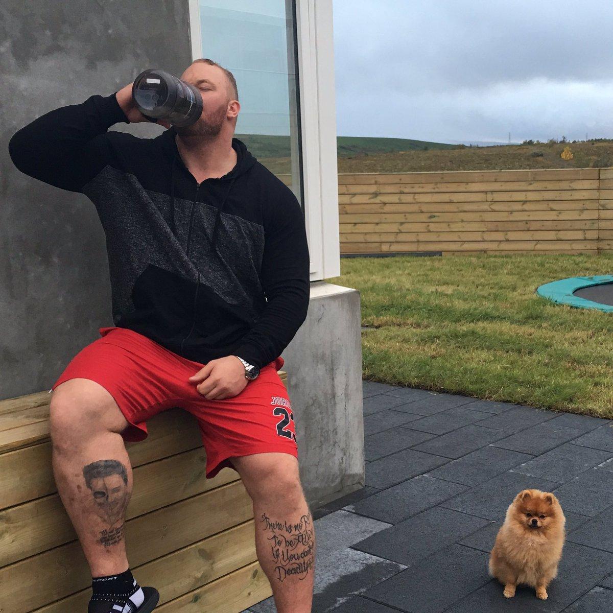 9355a488 Hafþór J Björnsson on Twitter: