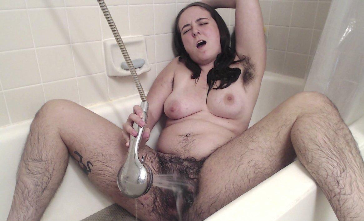 Big boob hairy pussy