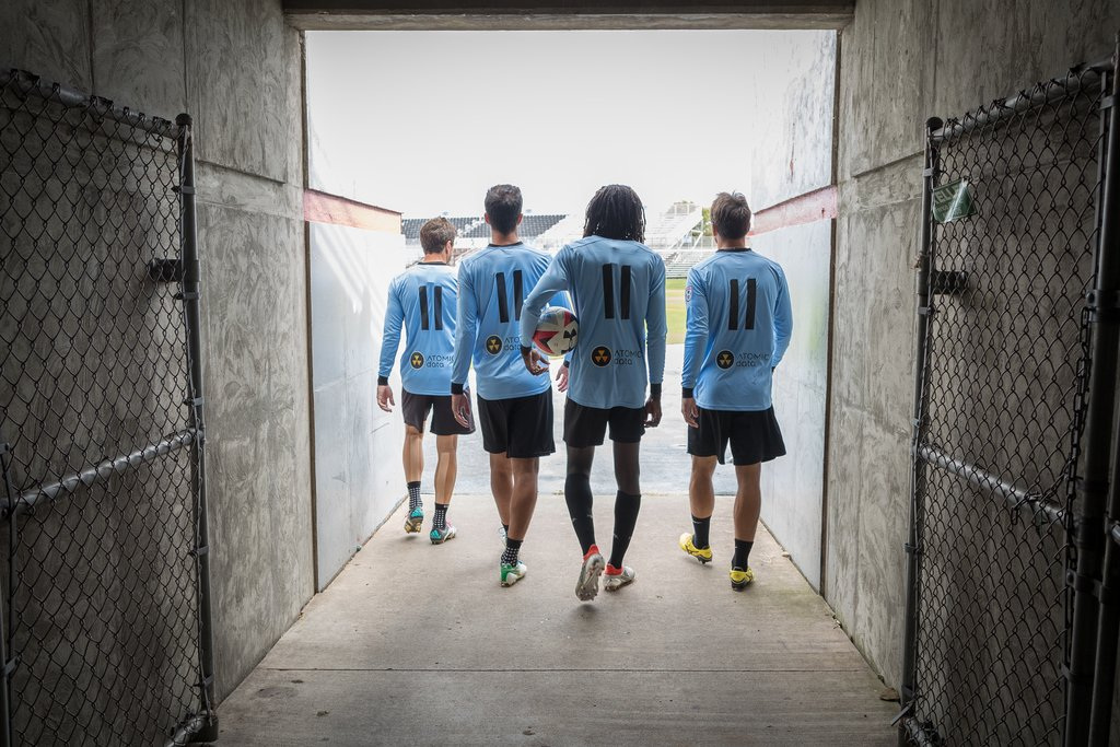 #MNUFC will donate tonight's #11forJacob warmup jerseys to the @JWRCSafeKids. #JacobsHopeLives https://t.co/lQ5WupUmYu