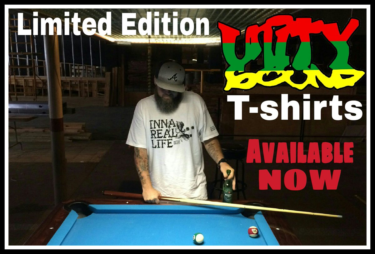 Click the link in bio .. SHIRTS are ready to ship. #innareallife #championboy #rootlife #unitysound #reggae https://t.co/YJ3lUXD0ME