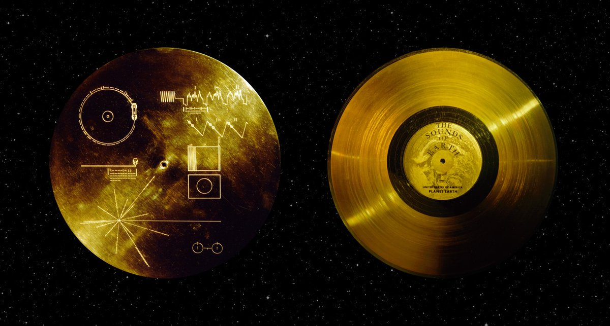 We're joined by Ann Druyan and Frank Drake to talk about the Golden Record https://t.co/ptZIZCSj2B #SciFriLive