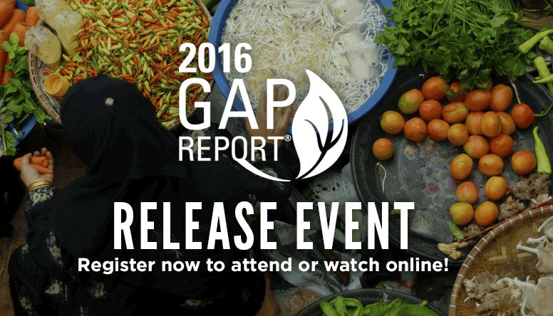 The 2016 #GAPReport is almost here! Register to attend or watch the live stream.  https://t.co/GELhxJ08gA https://t.co/Ncdh5WzO3G