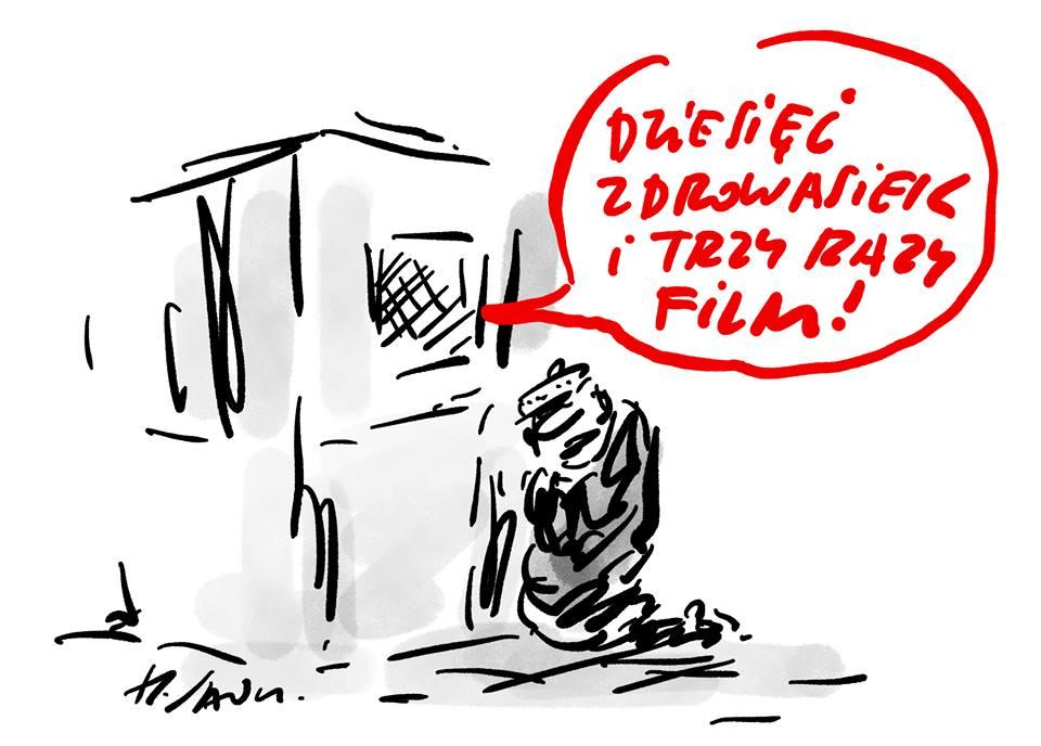 Sawka przedstawia: Deklaracja viagry [GALERIA] - Sawka - Newsweek.pl