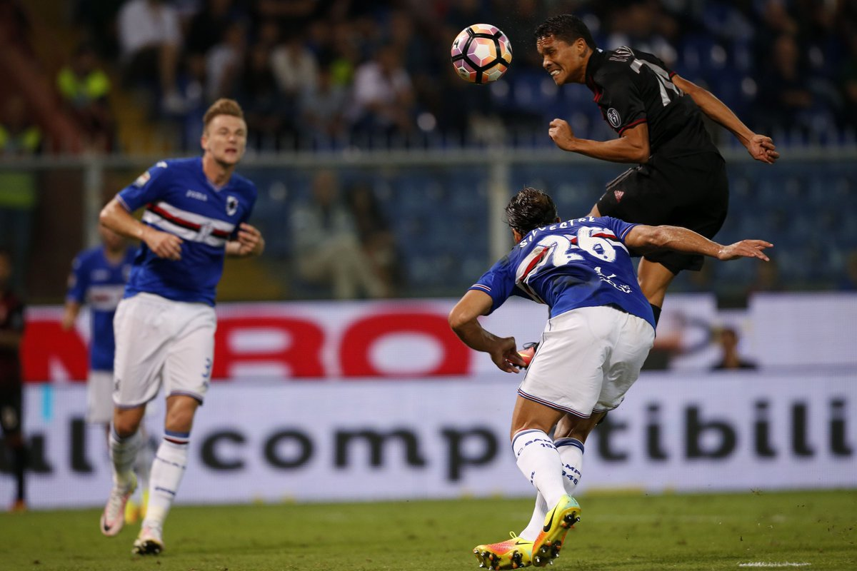 Video: Sampdoria vs AC Milan