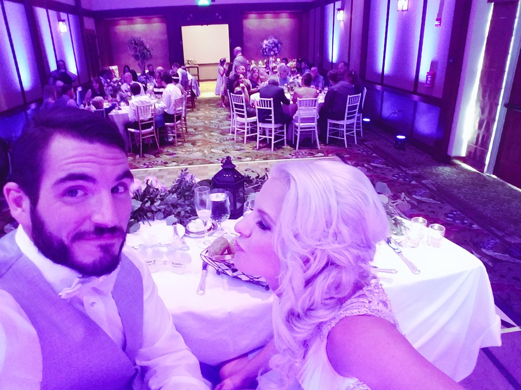 Congrats To Johnny Gargano And Candice LeRae On Getting