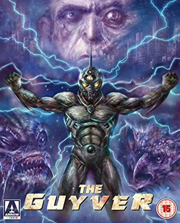 The live-action Guyver movie starring Mark Hamill is getting a Blu-ray release in the UK! https://t.co/q97EwBcjlJ https://t.co/N8witXlw6A