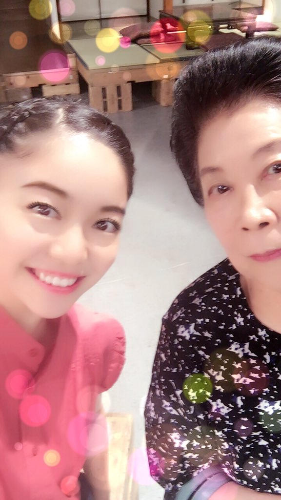 "Rena Ootani 大谷玲凪 on Twitter: ""みんなー!!! 「渡鬼」の放送 ..."