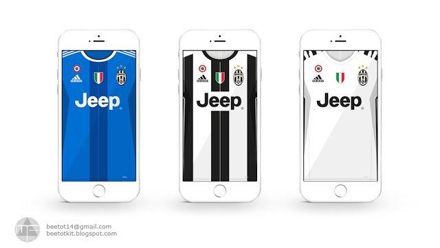 守望者 On Twitter Beetot Kit Juventus Kit 16 17 Iphone 6