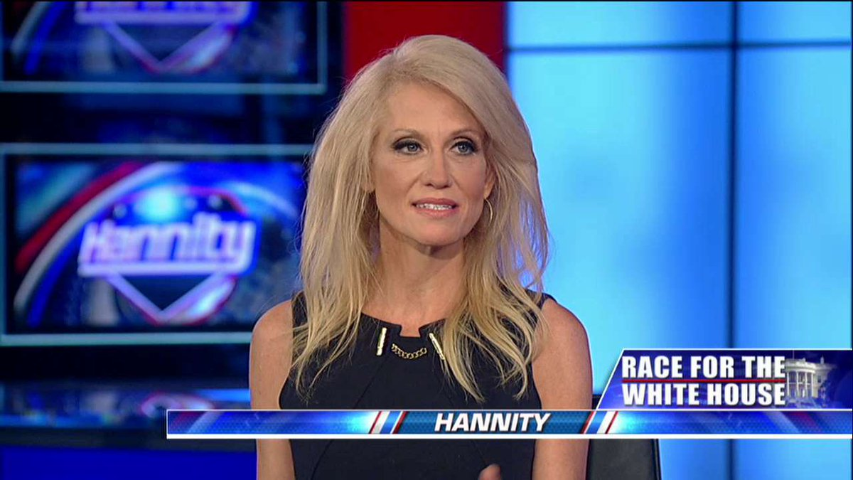 .@KellyannePolls: After 4 Days' Rest, Hillary Comes Out With the Same Negativity https://t.co/BAN47QMDIj