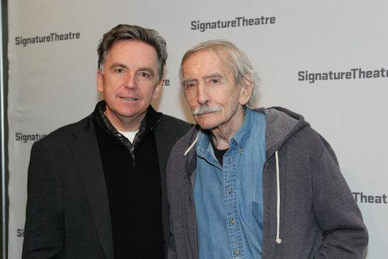Goodbye Edward Albee ('93-94 Playwright-in-Residence). Thank you for everything. RIP. https://t.co/kpBOZFXQ5i