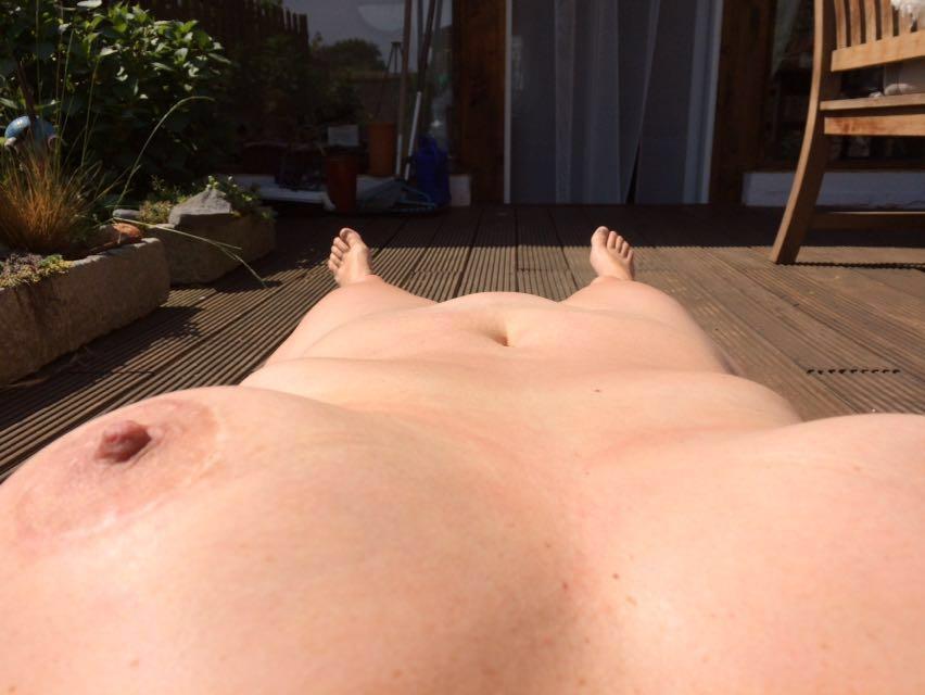 Nude Selfie 8581