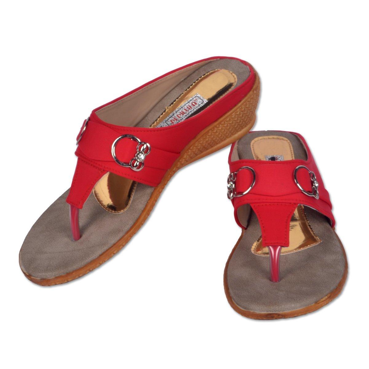 Womens sandals flipkart - Pipilika On Twitter Pipilika Red Wedges Women Footwear Available Flipkart Https T Co Wy2igoh3v3 Happyshopping Arbazaar_shop
