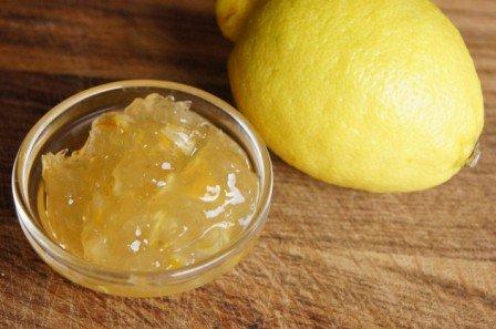 Лимонный рецепт фото