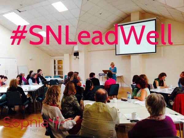 We're looking forward to our equipping day today with @AnneCalver! Can't be there? Follow #SNLeadwell from 10.30am https://t.co/WqeplhLPYB