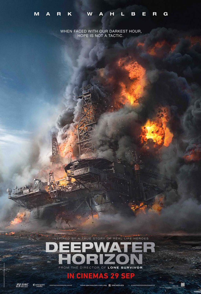 Mark Wahlberg is back in action! Catch Churpremiere of #DeepwaterHorizonMovie here: https://t.co/lLpfghSyZn 😁 https://t.co/gagXhbl9xk