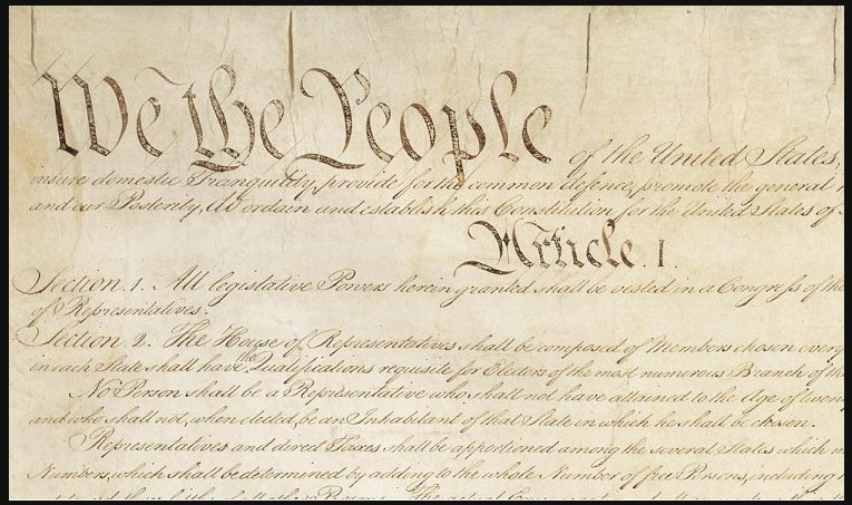 Constitution of the United States, signed #OnThisDay, 1787. Get a closer look here: https://t.co/deEUdcNBu4 #OTD https://t.co/FckdNcEk8F