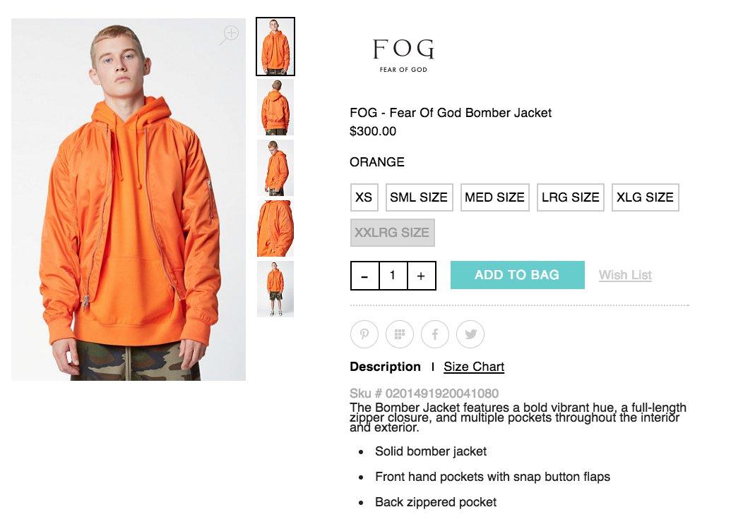 d74bfc60 Menswear Deals on Twitter: