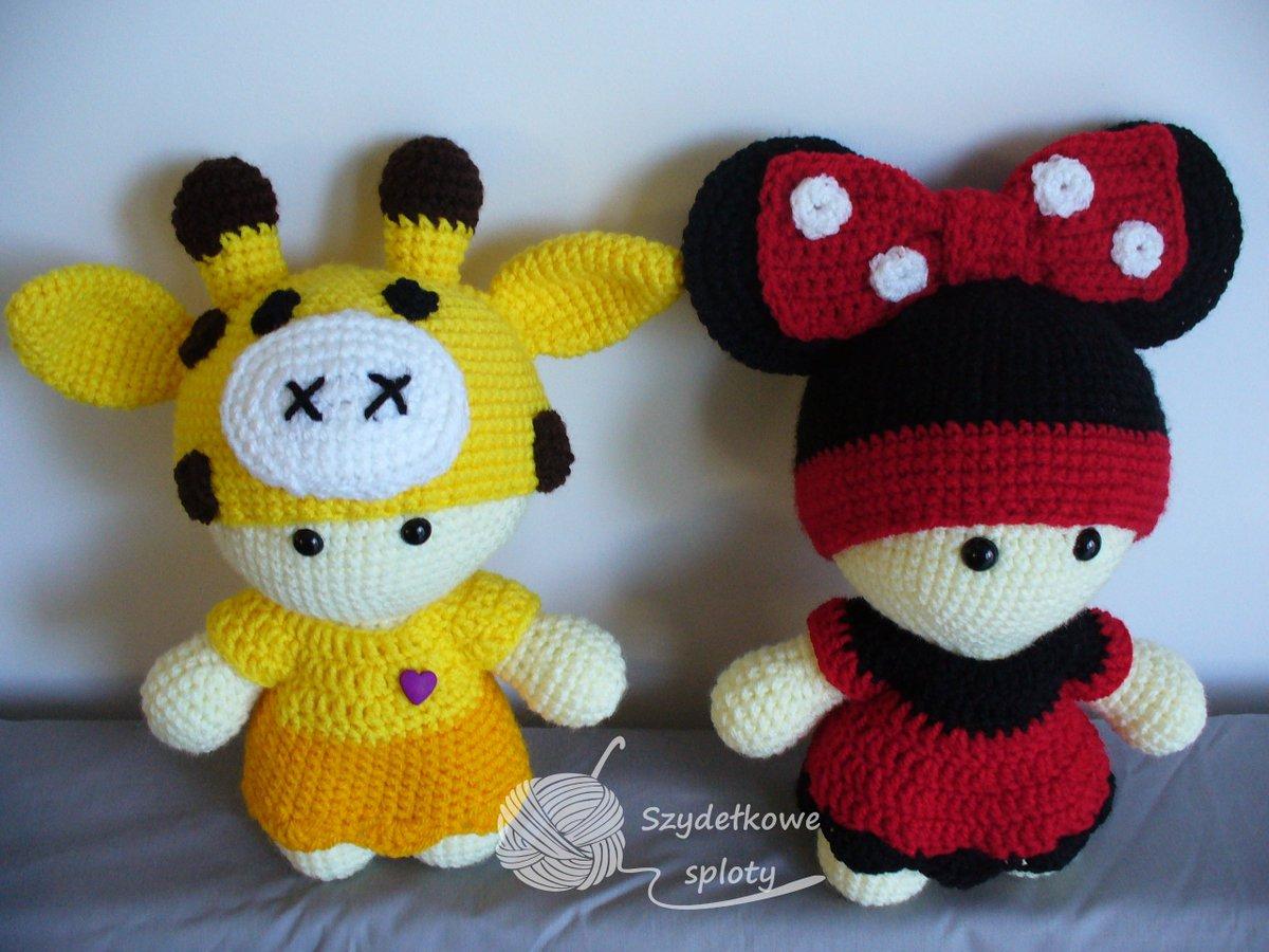 Crochet Häkeln On Twitter Yo Yo Baby Doll Giraffe