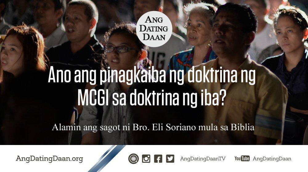 Doktrina ng dating Daan