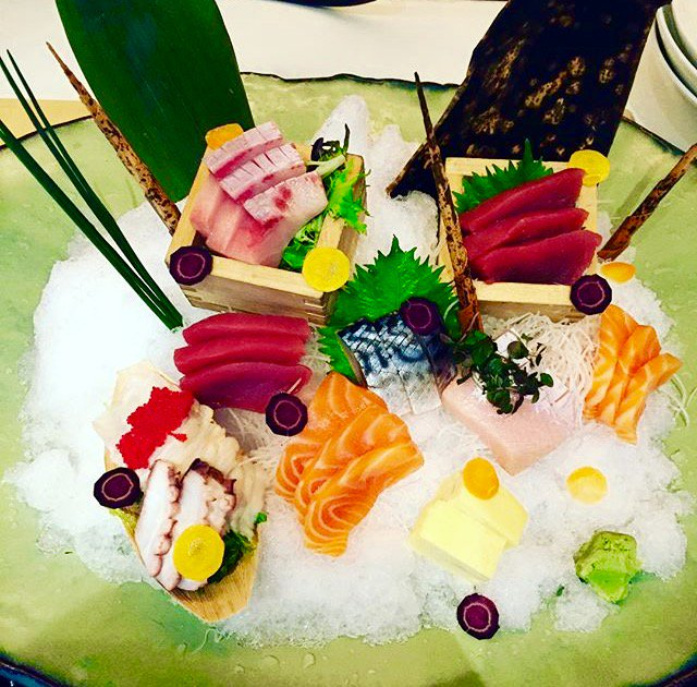 Craving some beautiful #sashimi? Don't miss out our creations in #Miami! #sushisamba #saturday https://t.co/LfMCRbSIZ8