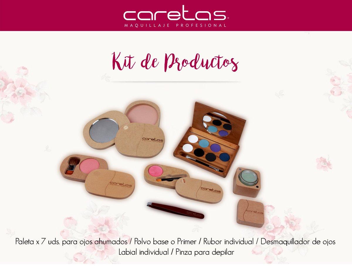 3d9308747 Caretas Maquillaje on Twitter: