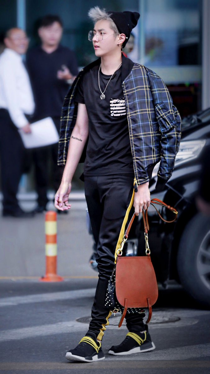 kriswu with the small bridle bag d511fc5f396a4