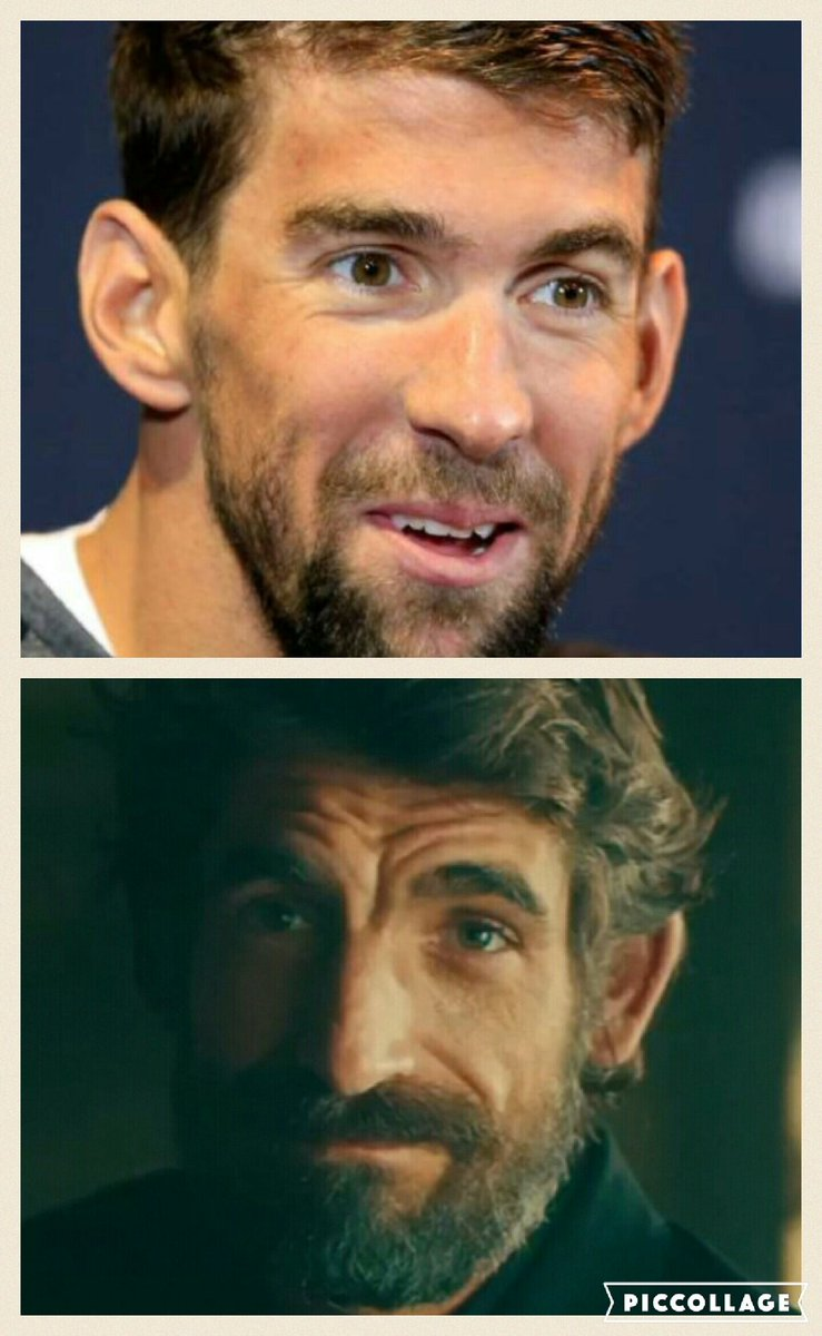 aaron eckman on twitter is the new dos equis guy michael phelps