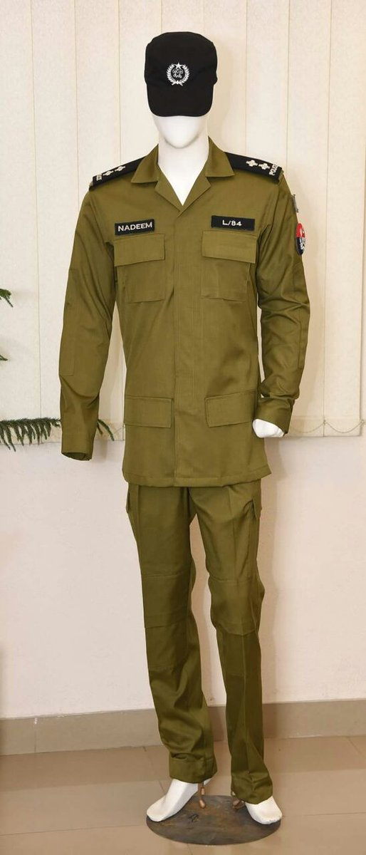 Image result for Punjab police's new uniform