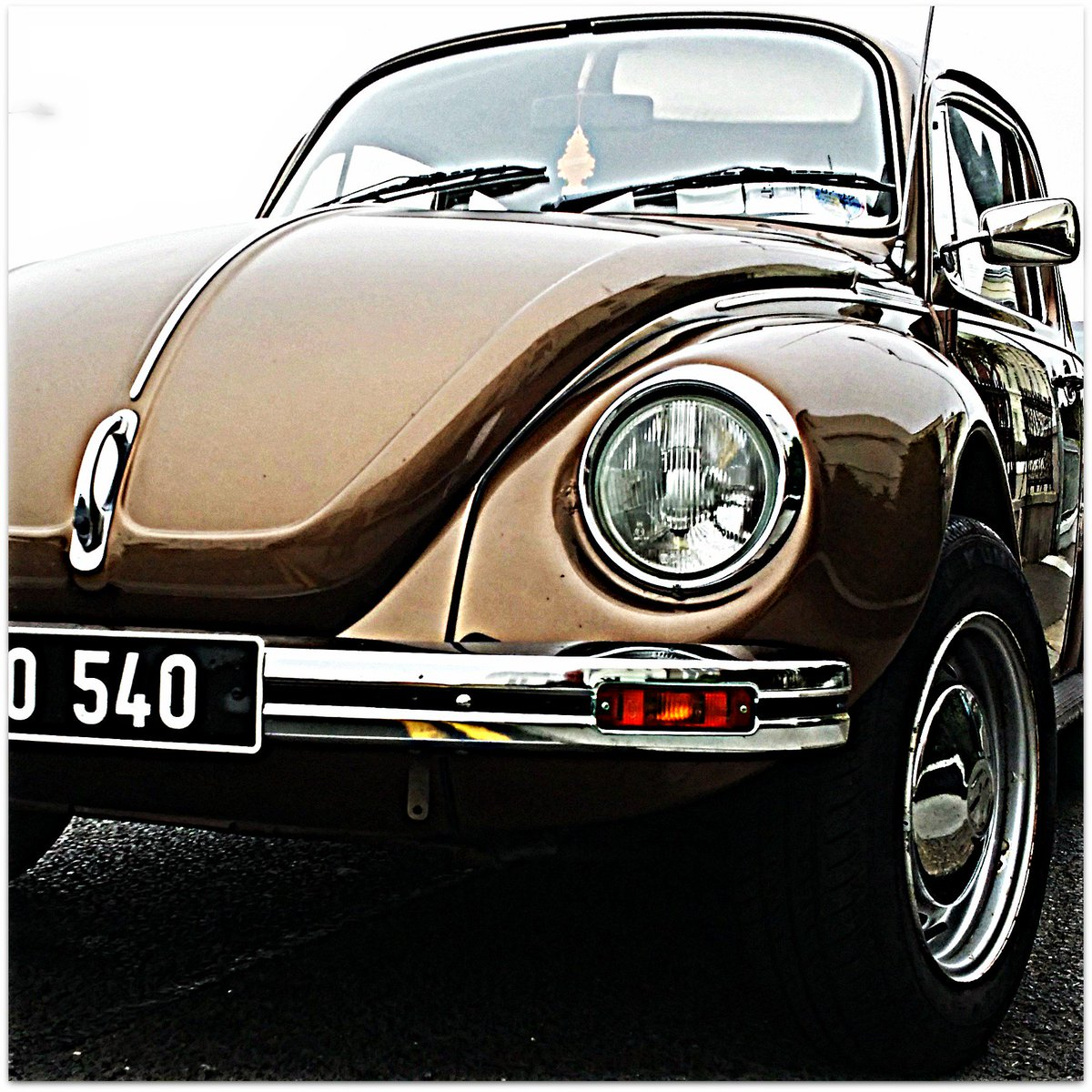Very Smart Golden Brown 1975 Vw Beetle 1303 Spotted In Dun Laoghaire This Week Volkswagenpic Twitter Fwdwrwl7ro