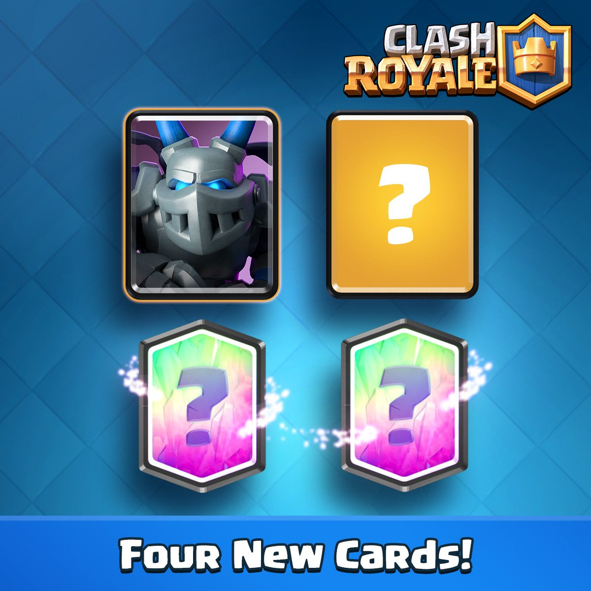 Image result for 4 New Cards In Clash Royale